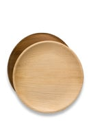 10 Inch Round Palm Plate